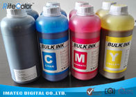 Wide Color Gamut DX4 DX5 Eco Solvent Inks 2 Liters / 5 Liters / 20 Liters Pre Bottle