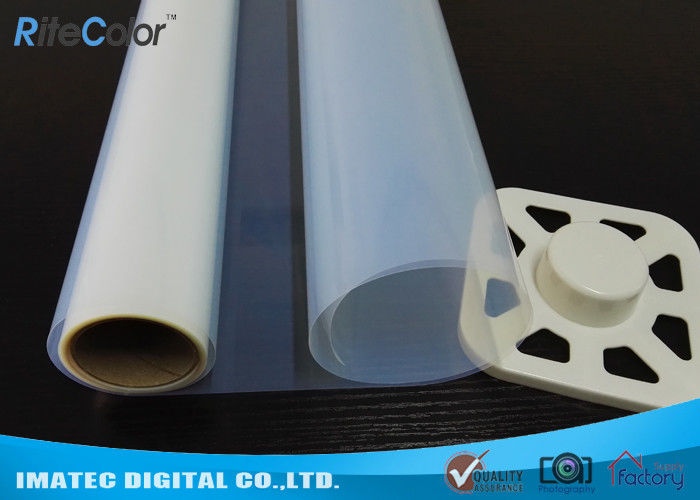 ImageSetting  PET Inkjet Screen Printing Film Translucent 100 Micron 30m