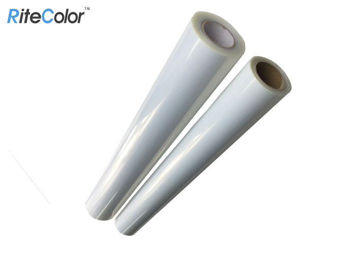100% Waterproof Milky Roll Transparent PET Film For Epson T - Series Printer