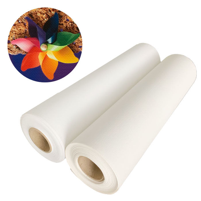 Matte Gloss Printable Inkjet Cotton Canvas Roll For Canon Pro4000 360gsm