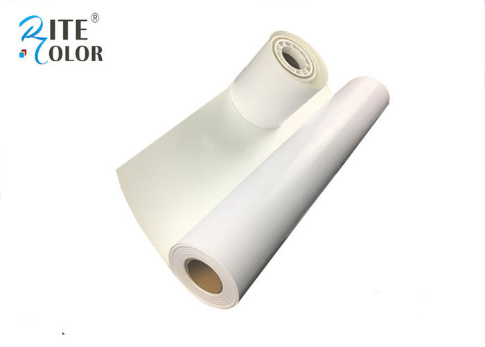 Waterproof 260gsm RC Satin Photo Paper Roll , Resin Coated Photo Paper Printing